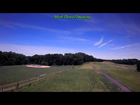 Leister Park , Hampstead, MD an Areal Overview