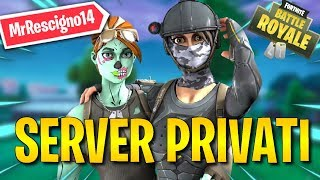 🔴SERVER PRIVATI - FORTNITE LIVE ITA - SHOP 9 AGOSTO IN LIVE