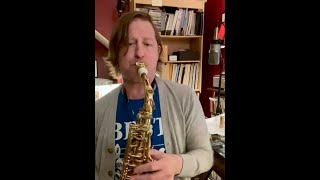 Windy City Woodwinds 56 Alto Mouthpiece Demo by Rich Moore