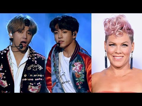 Thumbnail: 10 BEST Moments From 2017 AMAs