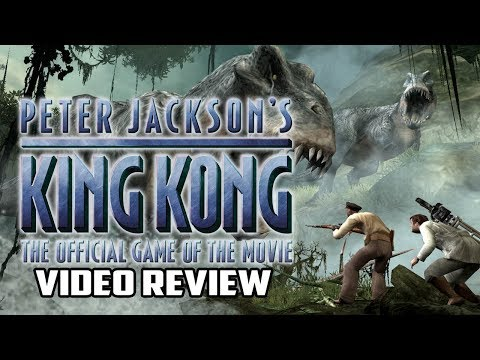 Peter Jackson's King Kong Review - Gggmanlives