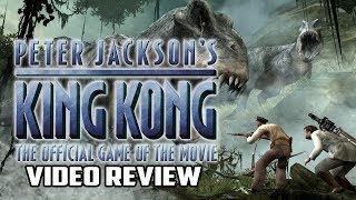 Peter Jackson's King Kong Review – Gggmanlives