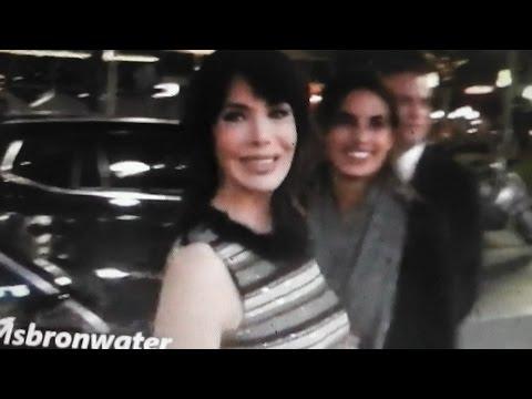 Taylor Hamilton Hayes & John McCook (The Bold & The Beautiful) @ RTL Late Night & Hotel