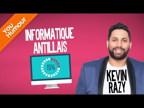 KEVIN RAZY - Informatique antillais