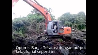 Atasi Banjir Bukuan (2)