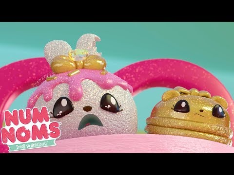 Num Noms - Wedding Troubles | Num Noms Snackables Compilation | Cartoons for Children