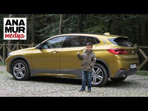 BMW X2 2018 Baba Oğul Test