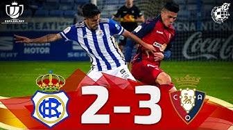 COPA DEL REY | Recreativo de Huelva 2-3 Club Atlético Osasuna