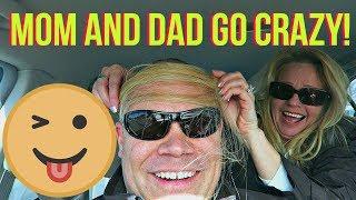 MOM AND DAD GO CRAZY!