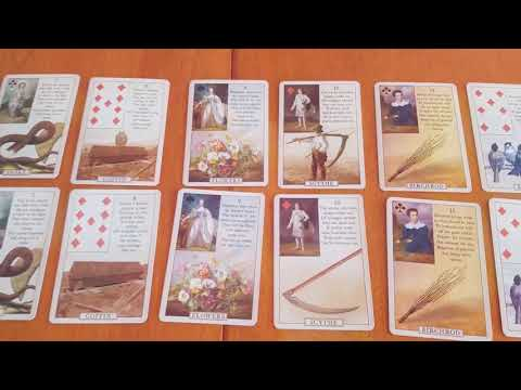 Blue Bird Lenormand,  2nd Edition,  And My Book