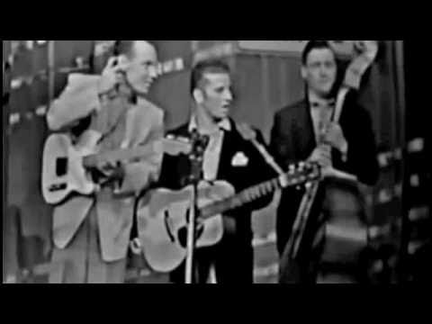 The Rock & Roll Trio - Ted Mack Amateur Hour - 1956