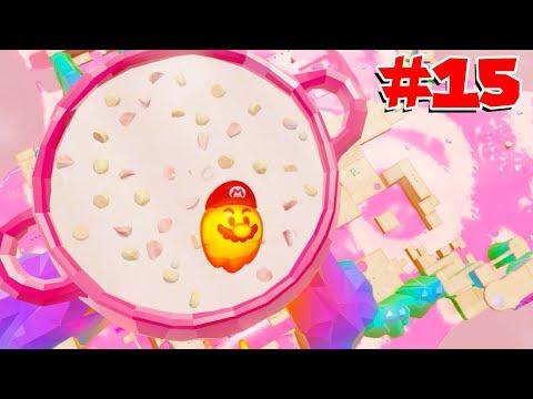 KIPPENSOEP MAKEN | Super Mario Odyssey - DEEL 15