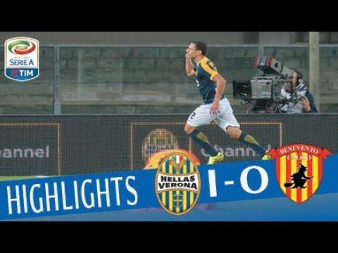 Verona - Benevento 1 - 0 - Highlights - Giornata 8 - Serie A TIM 2017/18
