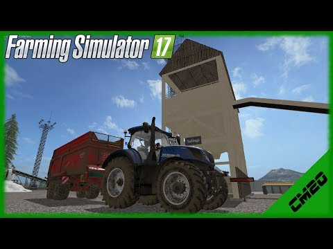 Farming Simulator 17 / Mining And Construction Economy - Ep.3