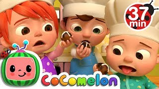 Hot Cross Buns | +More Nursery Rhymes & Kids Songs - Cocomelon (ABCkidTV)