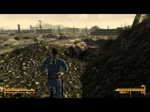 Fallout NV: Secret Weapon/5000 Caps At Start (no Cheats/glitches)