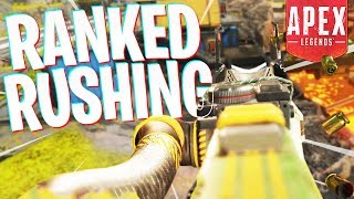 Ranked Rushing! - PS4 Apex Legends
