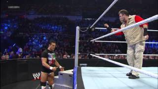 Ricardo Rodriguez vs. Zeb Colter: SmackDown, May 3, 2013