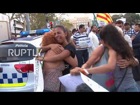 Spain: Barcelona's Muslim Community Stands Against Terrorism
