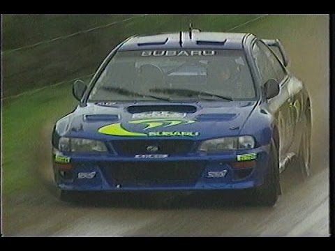 Wrc 1998 New Zealand Subaru Impreza Youtube