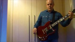 Pluck my Twanger Magazine Rhythm of Cruelty guitar cover