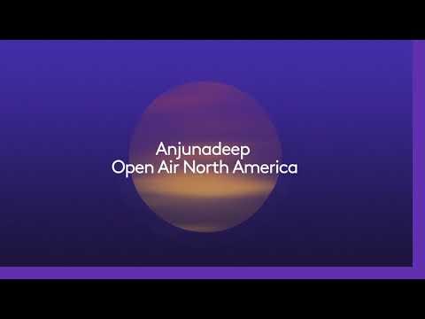 Anjunadeep Open Air North America - Summer 2018