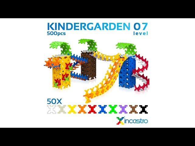 INCASTRO | Level 7 | Kindergarden