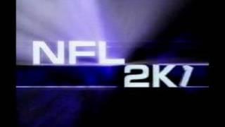 NFL 2K1 Dreamcast Gameplay_2000_08_18