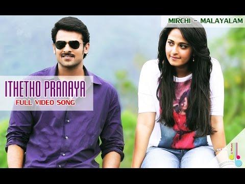 Ithetho Pranaya Poomanam Full Video...