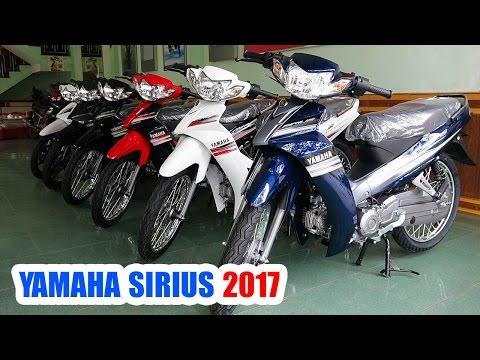 Yamaha Sirius 2017 ▶ Sự trở lại của một ngôi sao!