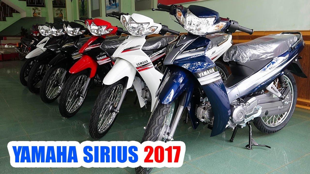 Yamaha Sirius 2017 ▷ Sự trở lại của một ngôi sao!
