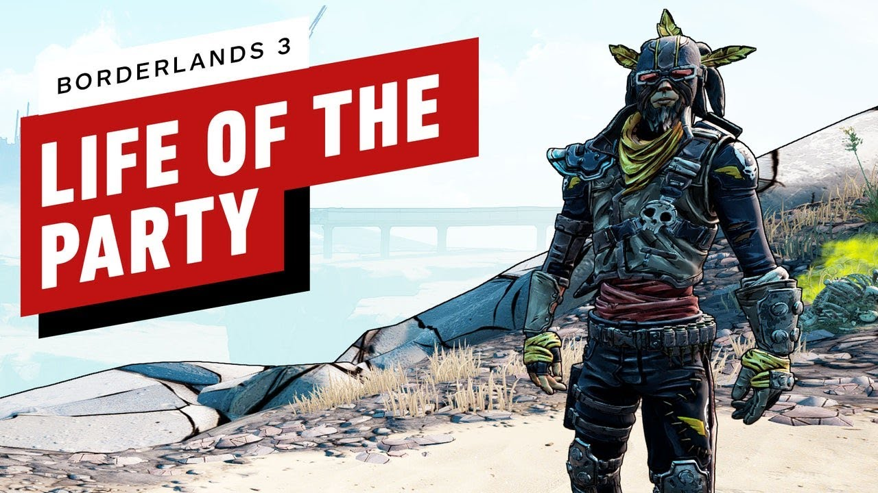 Borderlands 3 Side Mission Walkthrough Life Of The Party Youtube Your task is to follow him to a kid's birthday party and participate in the event. borderlands 3 side mission walkthrough life of the party