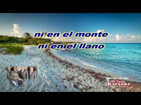 Karaoke Voces de Billos Hoy Cuando no te conocía