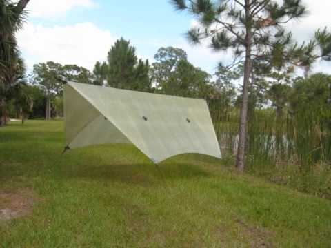 Medium image of 4 season cuben fiber hammock tarp wmv