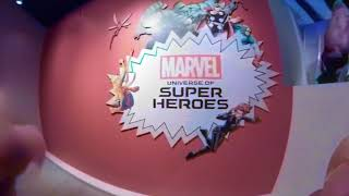 MoPop Museum in Seattle | Marvel Exhibit and More!!!