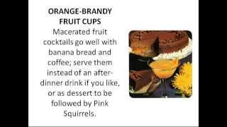 Recipes | Orange Comfort, Southern Sunset, Chocolate-raspberry Cheese Cake