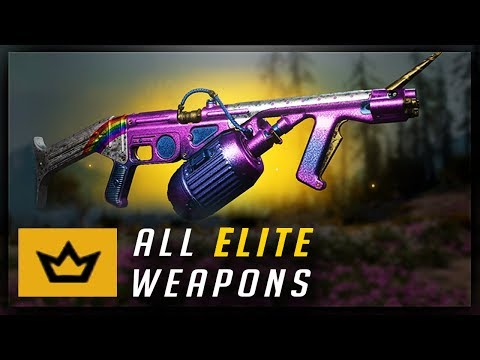 Far Cry New Dawn - All Elite Weapons - Crazy Weapons From Blood Dragons to Unicorns thumbnail