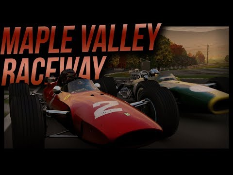 Forza Motorsport 7 | Classic F1 Cars on Maple Valley!