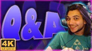 4k Subscriber QnA Special | ColeoIsCringeo