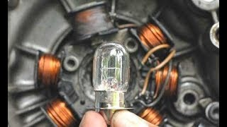Inilah Cara Mencegah Bohlam Lampu Motor Sering Putus