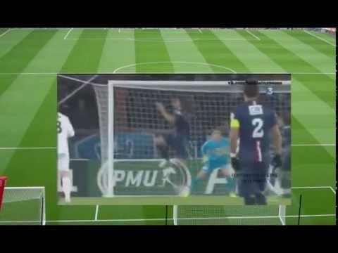 PSG vs Bordeaux (2-1) | Highlights & All Goals | Full Matchs 21 Jan 2015