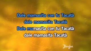 Karaoké Tacatà - Tacabro *