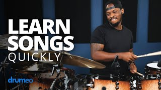 How To Play Any Song On The Drums  Rashid Williams