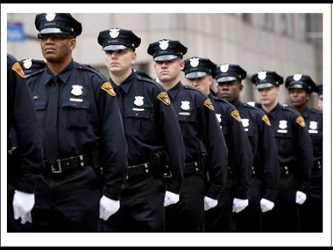 警察官によって殺される恐ろしい国