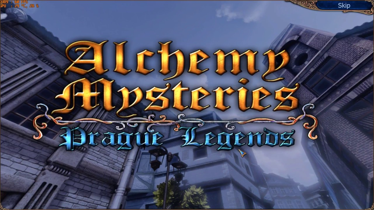 Alchemy mysteries: prague legends walkthrough part 6 pc (steam.