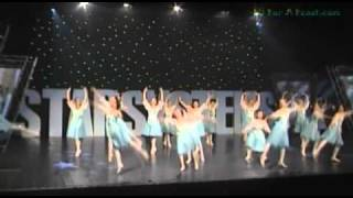 Ballet Group Dance Competition Performance - Sleeping Beauty Waltz