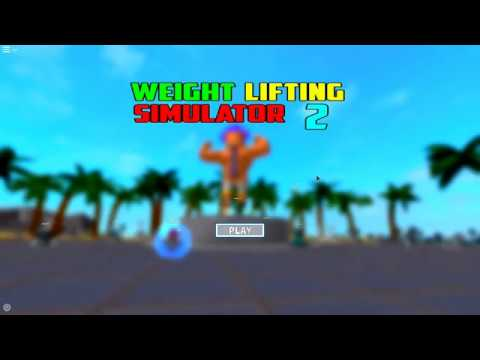 Roblox | Weight Lifting Simulator 2 | OH, OH, OH, OH, YES!! HAHAHA!