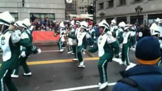 detroit cass tech high school marching band