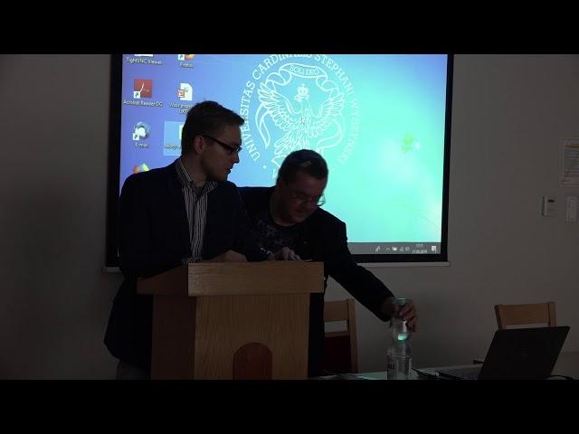 Błękitny Ocean - II Forum Idei Młodych Naukowców