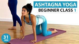 Ashtanga Yoga, Beginners Series, Class 1 with Nea Ferrier